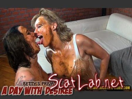 BETTY PRIVATE - A DAY WITH DESIREE (Betty, Desiree)  [HD 720p] Hightide-Video