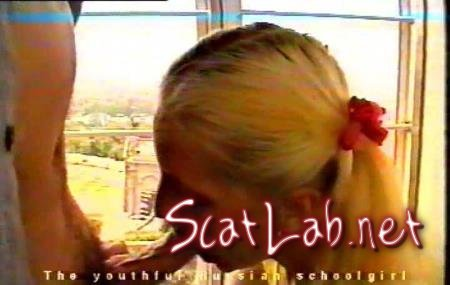 MOSCOW SCHOOLGIRL (Kristyna, Stella) Teen, Moscow [SD] VIDEO AGE