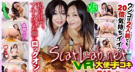 Japan Scat (AVOPVR-011) Scatology, Japan [UltraHD 4K] VR SCAT PORN