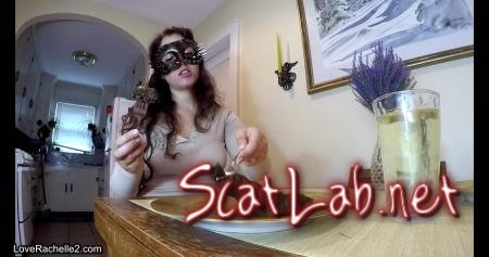 You Will Eat Your Own Shit… No Mercy shit (LoveRachelle2) Scatology, Solo, Big Pile [UltraHD 4K] Farting