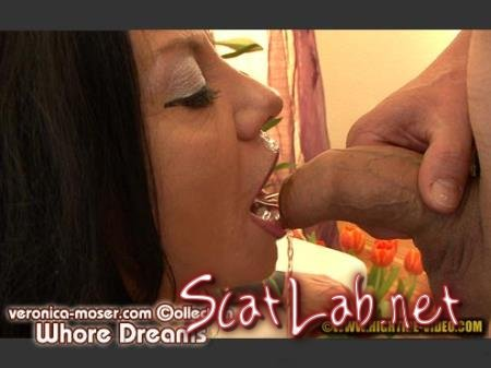 VM32 - WHORE DREAMS (Veronica Moser, 1 male) Blowjob, Anal, Milf [HD 720p] Hightide