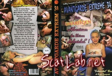 Avantgarde Extreme 34 (Schnuckel Bea, Ricky Tzatzicky) Germany, Blowjob, Sex Shit [DVDRip] Subway Innovative Productions