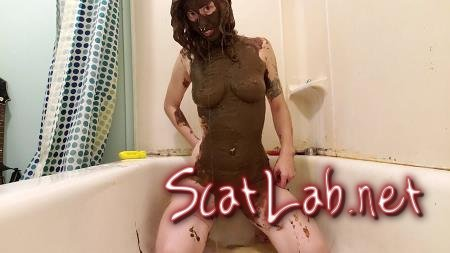 BTS Stored Shit Cleanup (XXXecstacy) Poop, Defecation [FullHD 1080p] Solo Scat