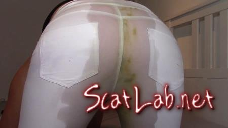 Fart Sharts In White Jeans (Evamarie88) Solo, Milf [FullHD 1080p] Jean Pooping