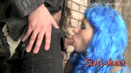 Tinkerbell Stars In A Very Blue Movie (Tinkerbell) Scat / FemDom [SD] NaughtyTinkerbell