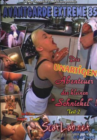 Avantgarde Extreme 35 (Girls from KitKatClub) Scat / Domination [SD] SubWay Innovate ProdAction