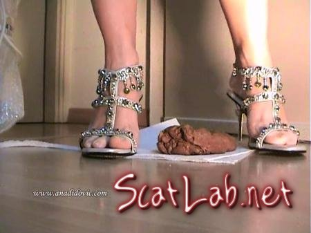 High Heels Great (Ana Didovic) Solo Scat / Netherlands [SD] DatingRealGirls