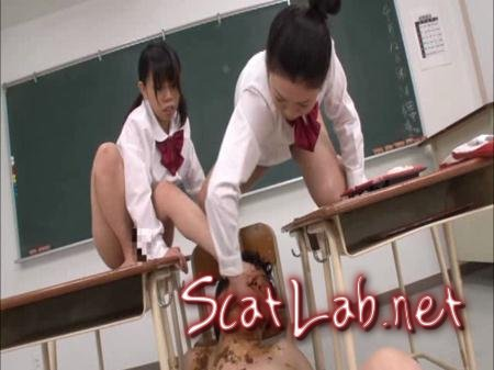 Men that are in human toilet (Various Amateurs) Japan, Femdom Scat [DVDRip] Freedom