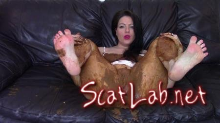 Scat, Smear, Cum And Fart On Sofa (evamarie88) Damage, Milf [FullHD 1080p] Solo Scat