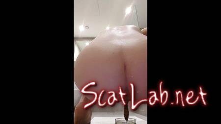 10 poops in a row (LittleMissKinky) Solo, Amateur [FullHD 1080p] Stars Scat
